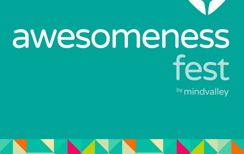 Join Me At Awesomeness Fest!